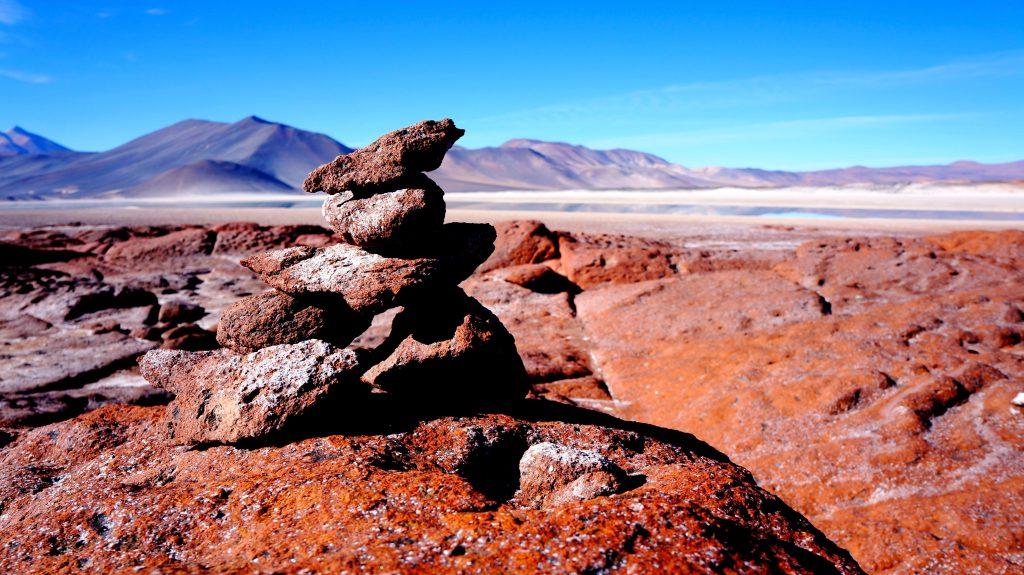 Immagine del deserto di Atacama