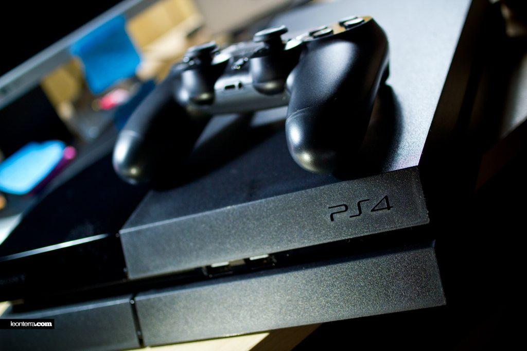 Immagine della PS4