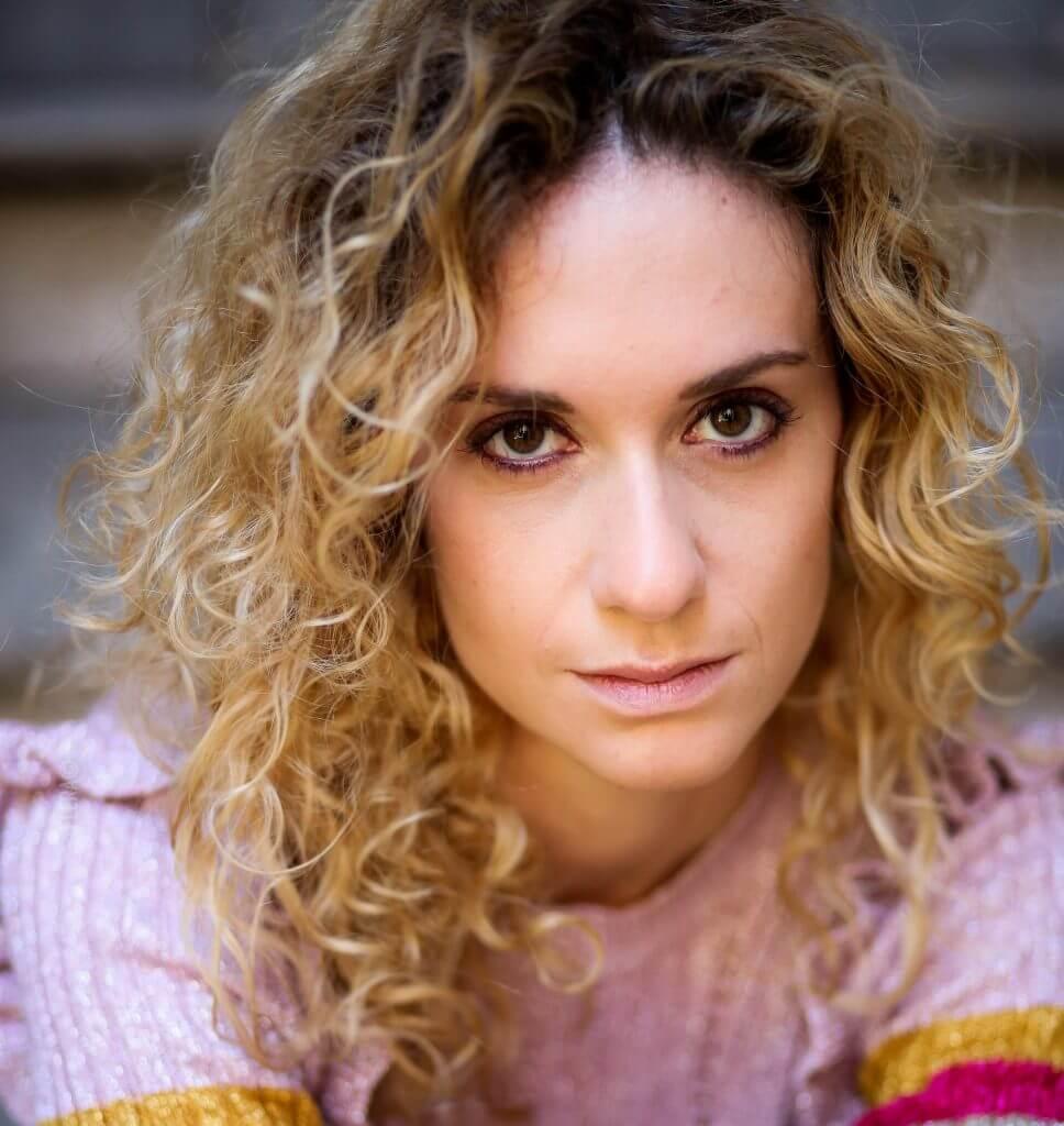 Attrice Alice Gagno