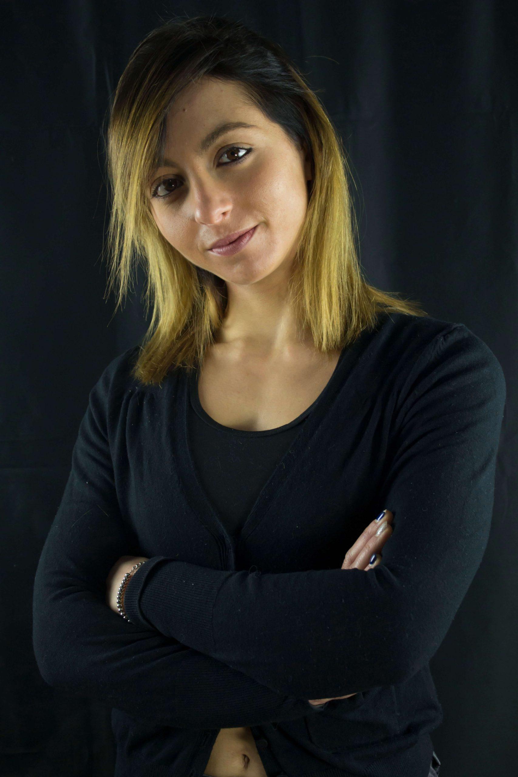 Attrice Camilla Turrini