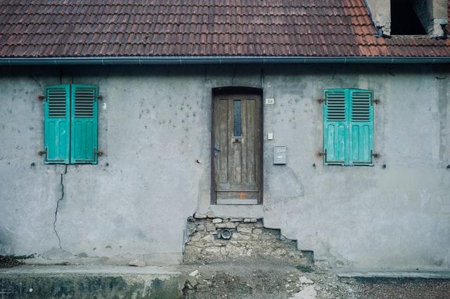 Casa della vecchia di Uma